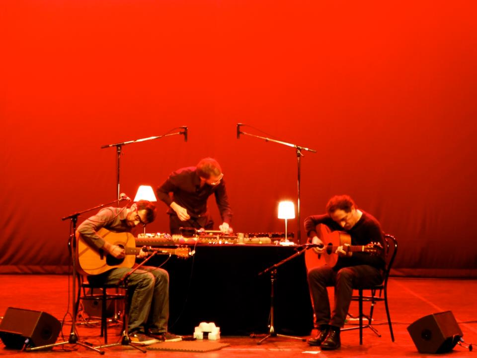 0 live, novembre 2012
