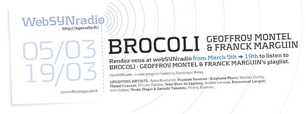 brocoli websynradio